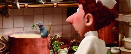 """""""Remy, chef clandestino, aggiunge nuovi sapori alla zuppa del terribile Skinner"""""""